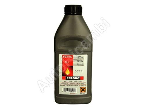 Brake fluid DOT4 1 liter