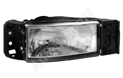 Headlight Iveco EuroCargo 1996-2002 right, H4 without motor