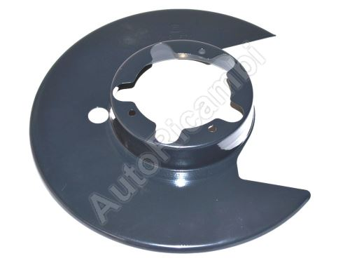 Brake disc protection Iveco Daily 2000 35S, rear L = R