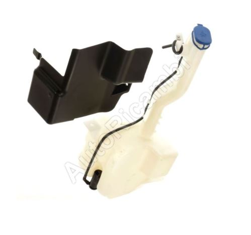 Windshield washer tank Ford Transit 2006-2014 with motor, without rear
