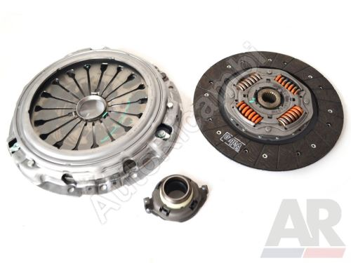 Clutch Fiat Ducato 230/244 2,8 JTD with bearing 240X21