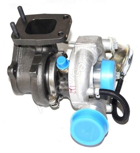 Turbocharger Iveco Daily engine 2,8 C13, S13