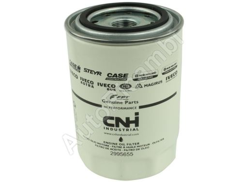 Oil filter Iveco Daily, Fiat Ducato from 2006 3,0