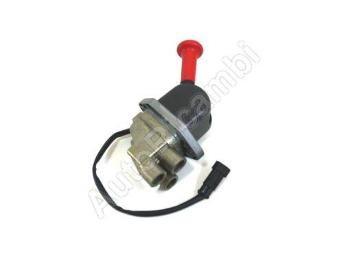 Parking brake control valve Iveco EuroCargo