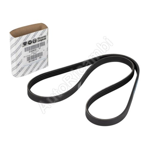 Drive Belt (V-Belt) Fiat Ducato from 2006 3,0D/CNG  for A/C