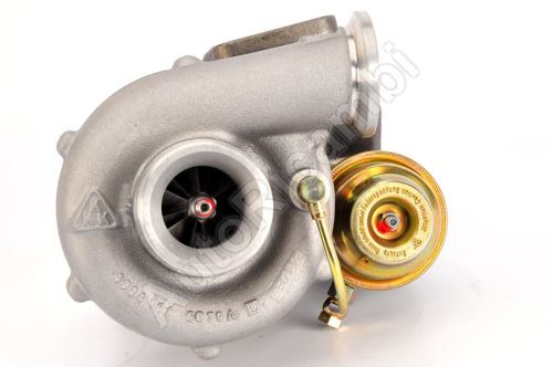 Turbocharger Iveco EuroCargo 75E14