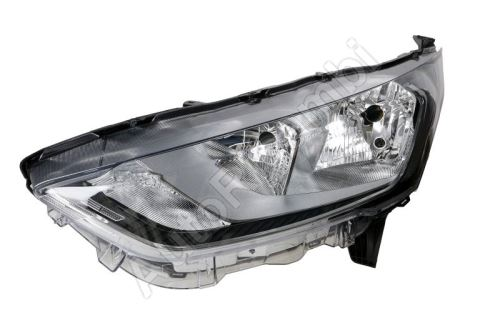 Headlight Ford Transit, Tourneo Connect 2018-2019 front, left H7/H15