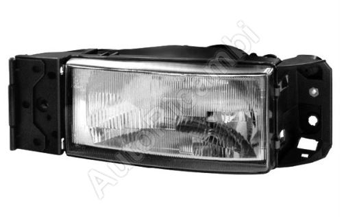 Headlight Iveco EuroCargo 1996-2002 left, H4 without motor