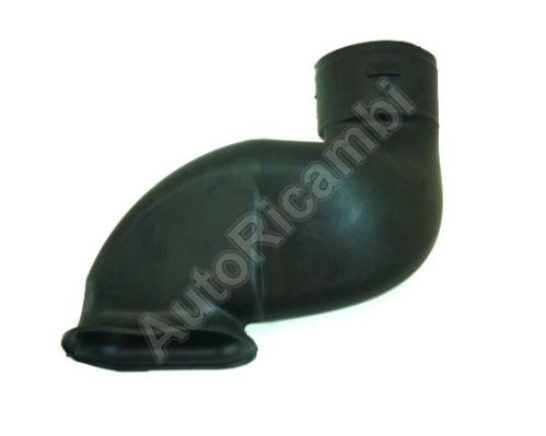Air ducts Iveco Daily 2000-2006 suction into the filter