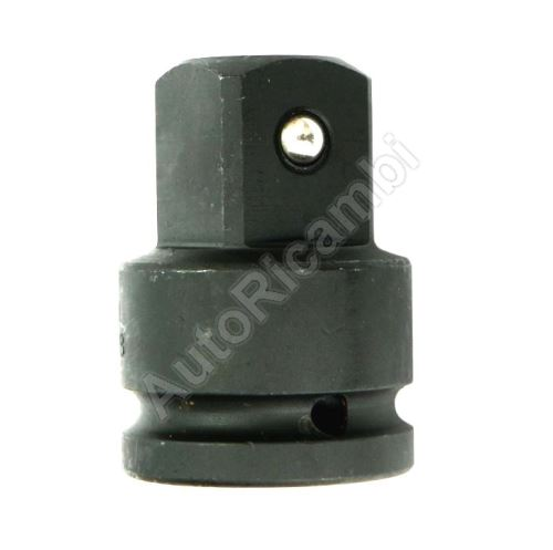 Impact adaptor from 3/4 to 1""