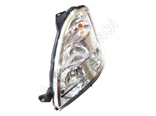 Headlight Iveco Daily 2006-2011 left, H7+H1+H1