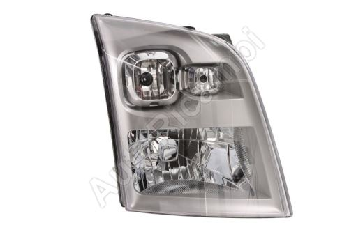 Headlight Ford Transit 2006-2014 front, right H4