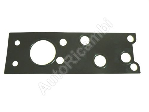 Engine flange gasket Iveco Daily, Fiat Ducato 2,8 side sheet metal
