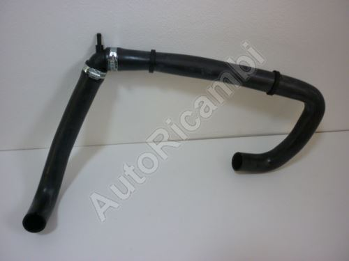 Water radiator hose Iveco Daily 2,3 upper