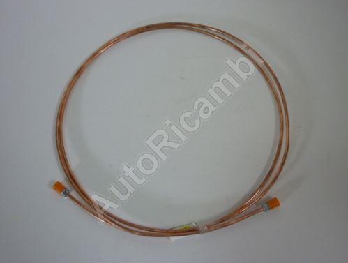 Brake pipe 4,75 x 2000 mm Iveco Daily, Fiat Ducato