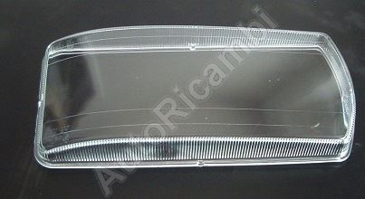 Headlight glass Iveco EuroCargo Rest., Stralis