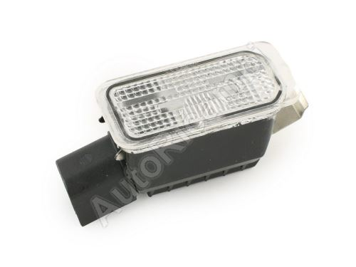 Number plate light Ford Transit, Tourneo since 2013