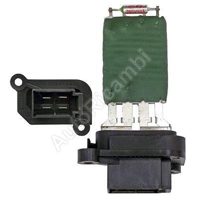 Heater resistor Ford Transit 1994-2014 2.2 TDCi