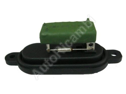 Heating resistance Fiat Ducato 230/244