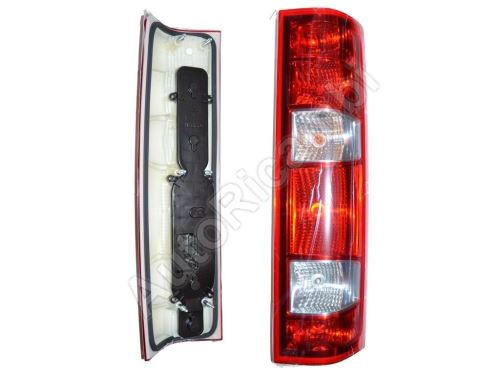 Tail light Iveco Daily 2006-2014 right with bulb holder