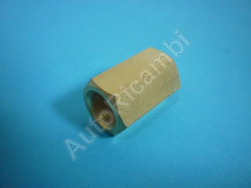 Brake pipe adaptor Iveco EuroCargo 12/1mm