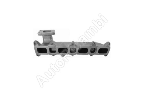 Exhaust manifold Iveco Daily from 2000 3,0D