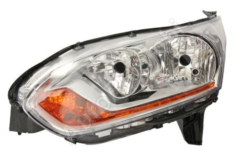 Headlight Ford Transit, Tourneo Connect from 2014 front, left H7/H15