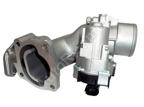 Valve housing Iveco Daily, Fiat Ducato 2,3 Euro4
