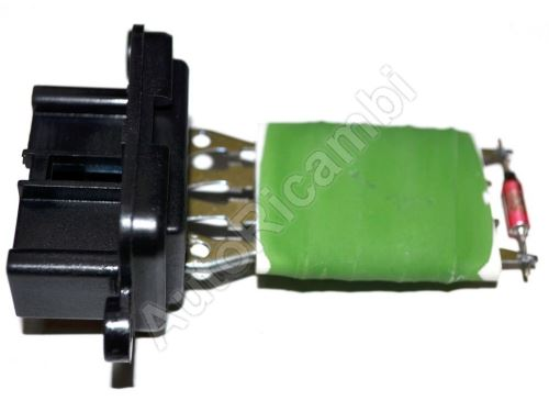 Heating resistance Fiat Ducato 244