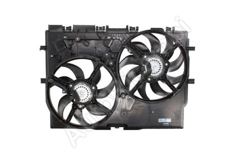 Radiator fan Fiat Ducato from 2006, 0x relay and resistor
