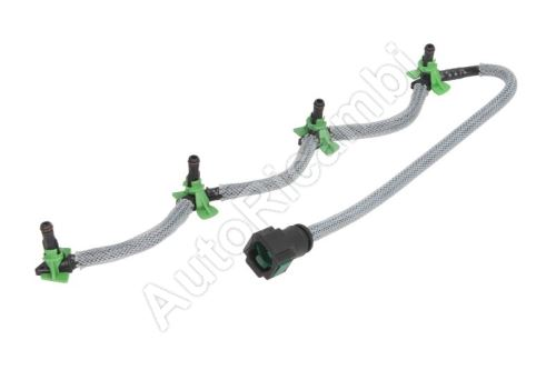 Fuel overflow pipe Ford Transit Courier from 2014 1.5/1.6 TDCi
