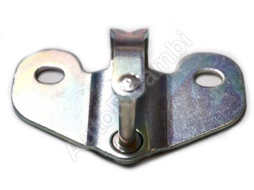 Door lock striker Fiat Ducato from 2006 lower for rear door