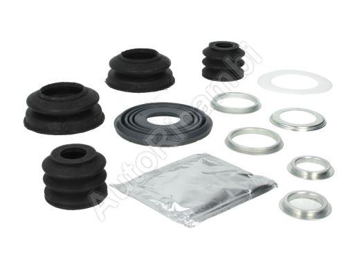 Brake caliper rubber bands Iveco EuroCargo 120E front - repait kit