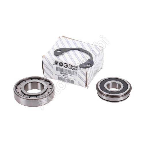 Transmission bearing Fiat Ducato from 1994 2,2/2,3 set for secondary shaft, 5-sp.