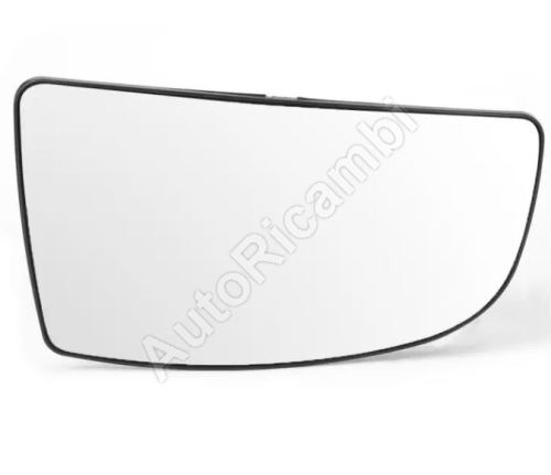 Rear View Mirror Glass Ford Transit from 2012 right lower