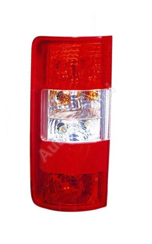 Tail light Ford Transit, Tourneo Connect 2002-2009 left, with bulb holder