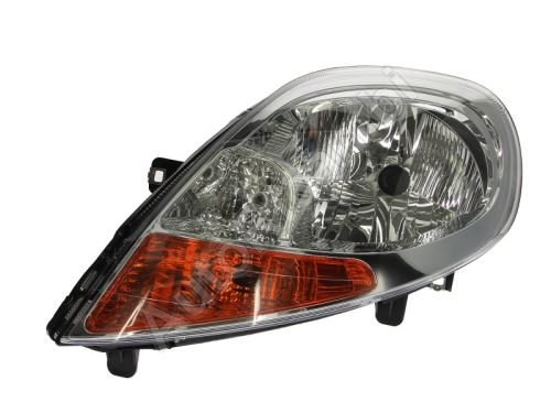 Headlight Renault Trafic 2006-2014 left, H4 without motor