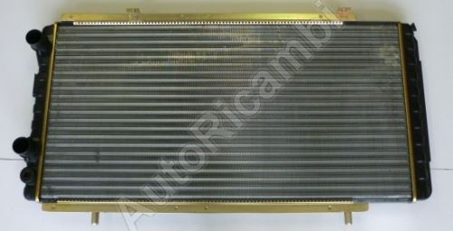 Water radiator Fiat Ducato 244 without A/C
