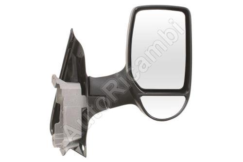 Rear View mirror Ford Transit 2000-2014 left short, manual