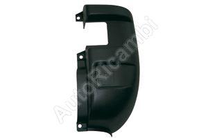 Rear bumper Iveco Daily 2000-2014 right corner black
