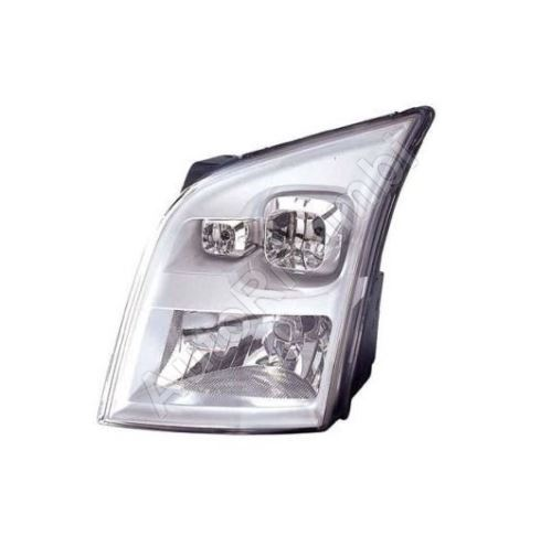 Headlight Ford Transit 2006-2014 front, left H4