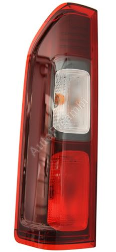 Tail light Renault Trafic 2014-2019 left with bulb holder