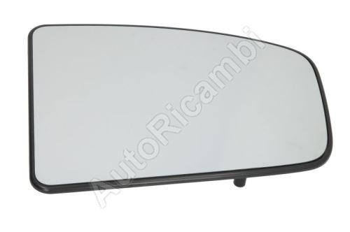Mirror glass Iveco Daily 2014 right large - width 16 cm