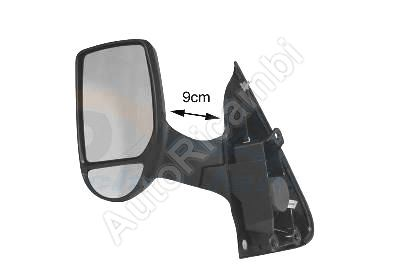 Rearview mirror Ford Transit 2000-2014 right short, manual
