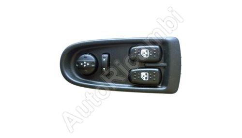 Electric window switch Iveco Daily 2006-2011 left, with mirror control