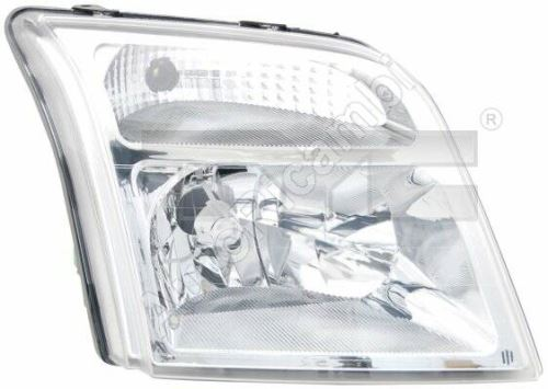 Headlight Ford Transit, Tourneo Connect 2002-2014 front, right H4