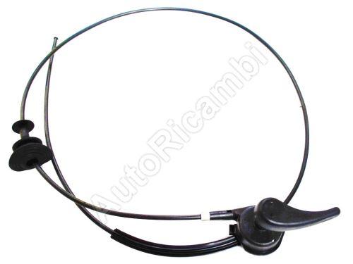 Bonnet flexible control Iveco Daily 2006