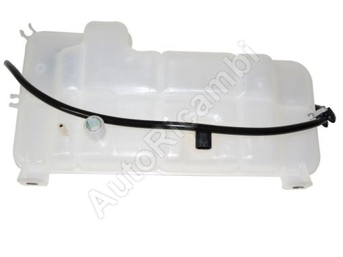 Expansion tank Iveco Daily 2000-2006 2,3JTD with cap and sensor, Euro3