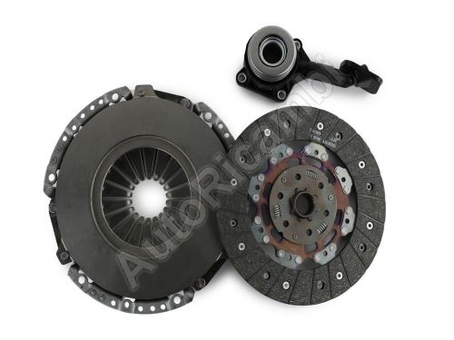 Clutch kit Ford Transit, Tourneo Connect from 2013 1.6 TDCi with bearing, 240mm