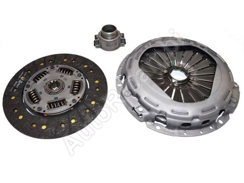 Clutch kit Iveco Daily 2000-2014 2,3D 35S12, 35S14 with bearing, 267mm